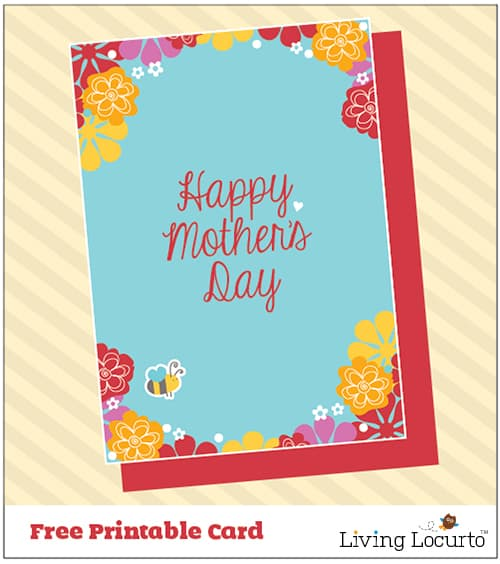 Free Printable Mother\u0027s Day Cards - mother sday cards