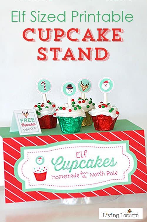 North Pole Elf Shop Printables for Your Christmas Elf