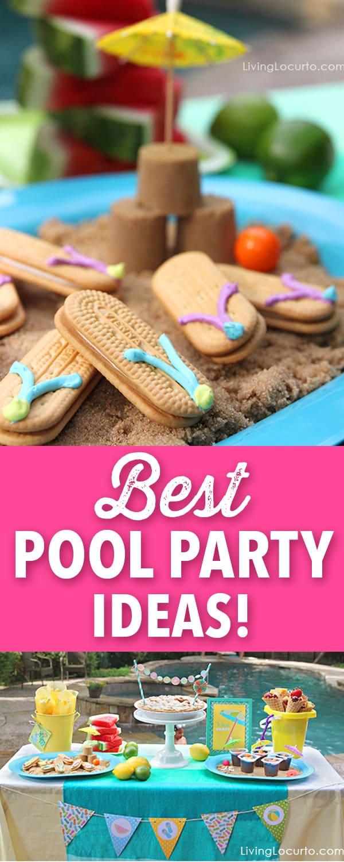 Fullsize Of Pool Party Ideas