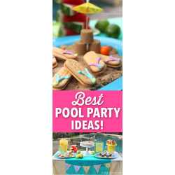 Small Crop Of Pool Party Ideas