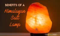 Benefits of Himalayan Pink Salt Lamp  Living Natural Mama