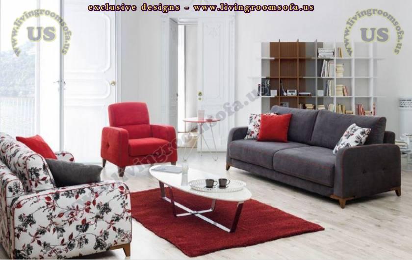 modern fabric sofa sets modern living room - Exclusive Design Ideas - modern living room set