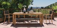 Modern Patio & Backyard With Sienna Set | Living Spaces