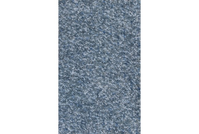 90x114 Rug Velardi Denim Heather Shag Living Spaces