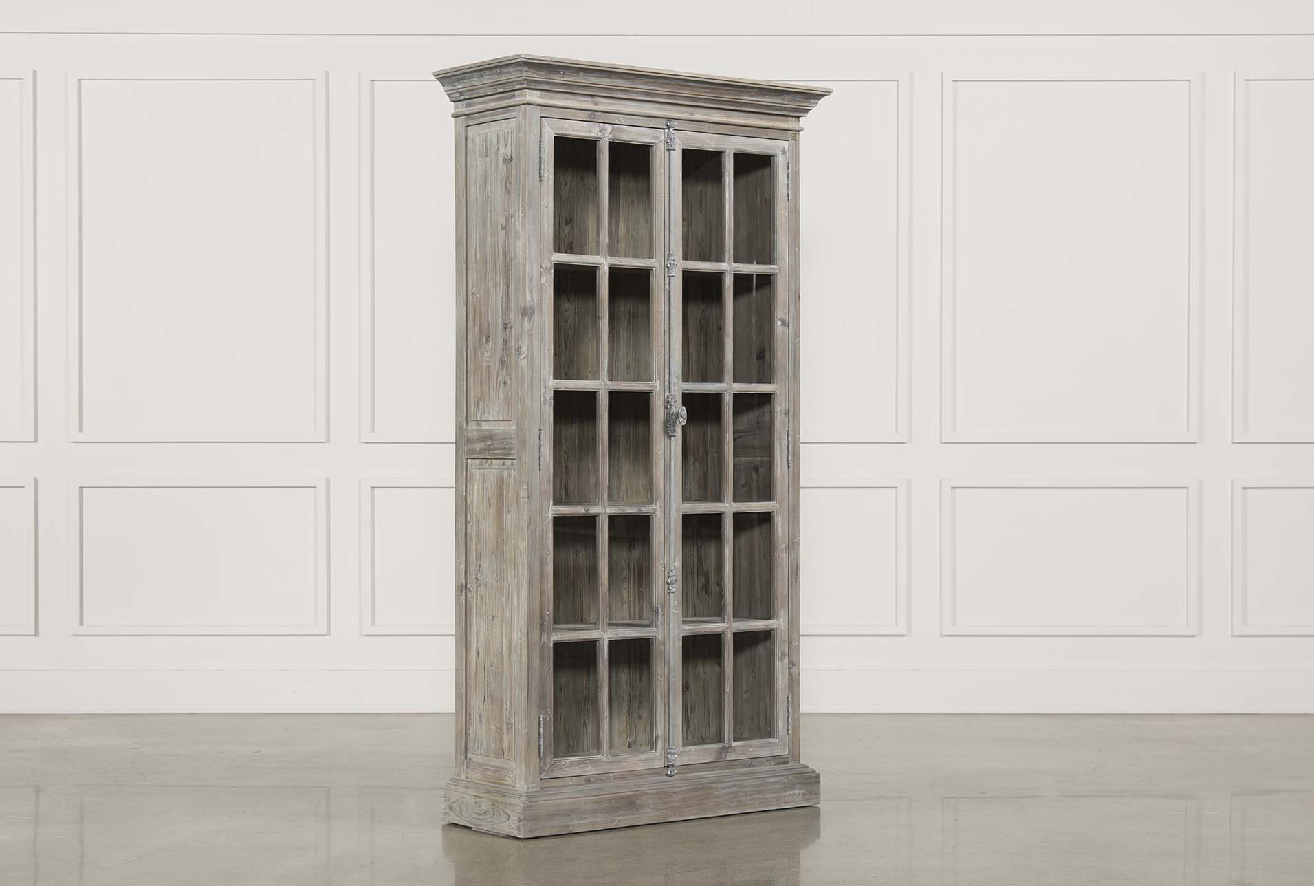 Dumont Tall Cabinet Living Spaces