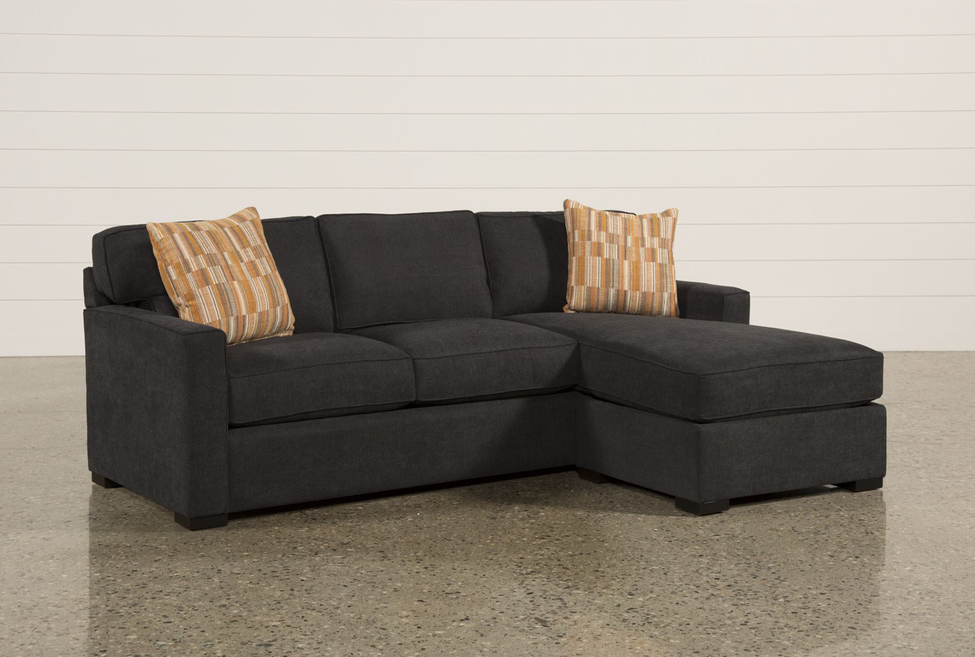 Sofa With Chaise And Ottoman Brown Leather Sectional Sofa