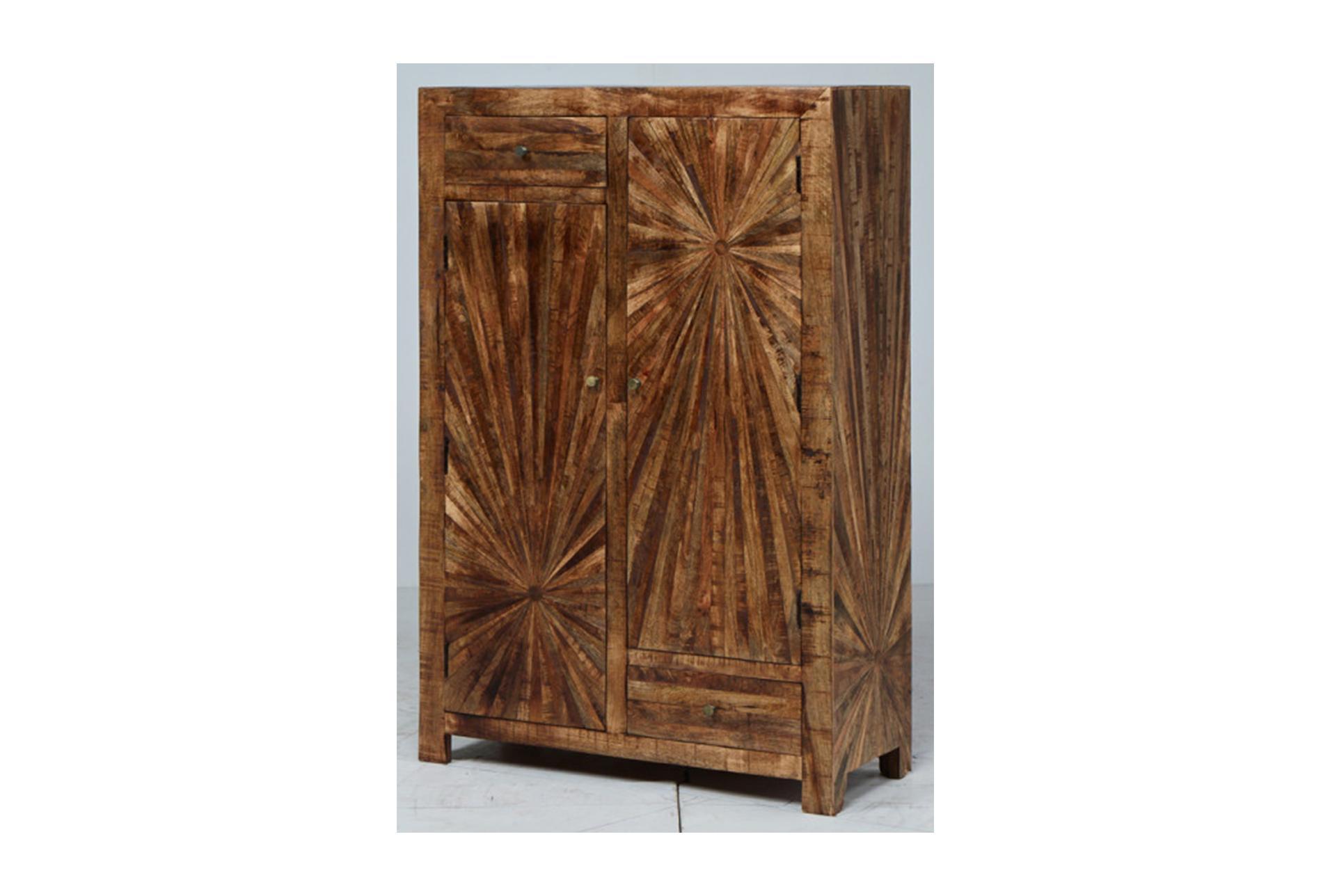 2 Door 2 Drawer Cabinet Living Spaces