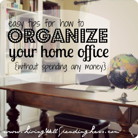 Organized Home Tips
