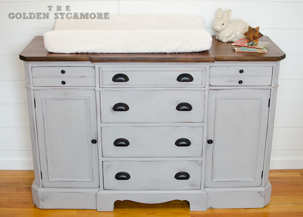 the-golden-sycamore-painted-dresser-changing-table-transformation-