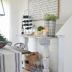 DIY Simple Dining Room Buffet