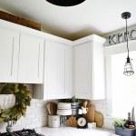 Cozy Farmhouse Kitchen Decor