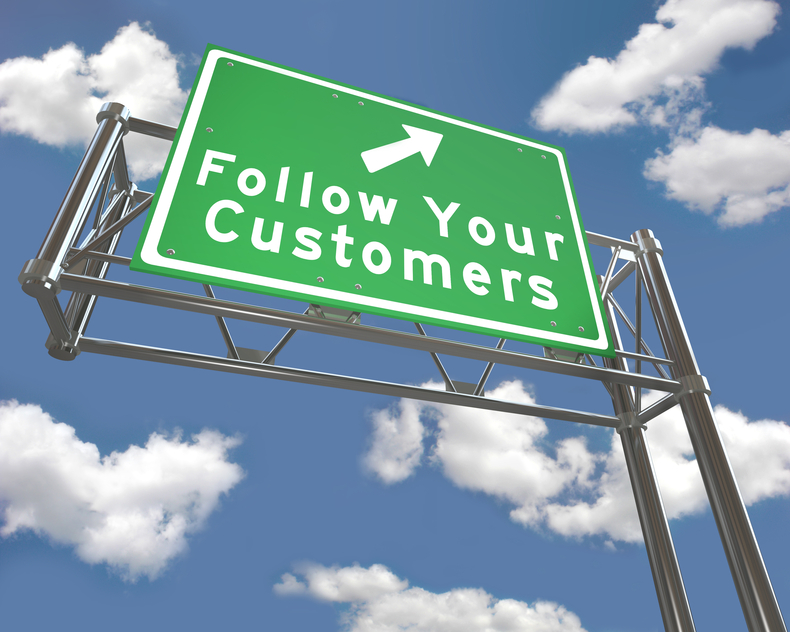 There is Power in the Sales Follow Up - follow sales