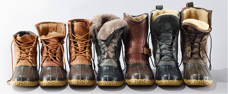 Llbean Boots The Authentic Duck Boot
