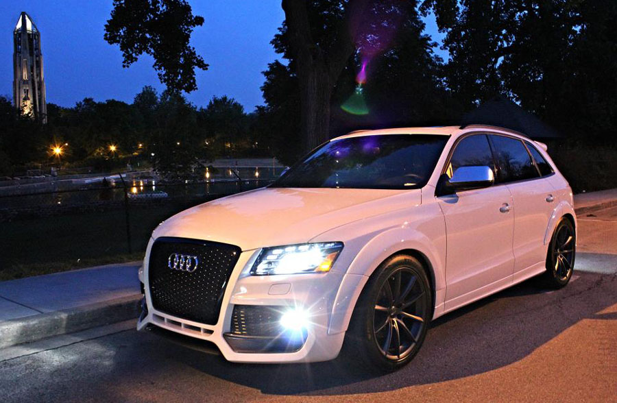 Audi Q5 Body Kit Styling Caractere performance and tuning parts