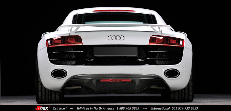 Body Kit Styling Audi R8 Rieger Tuning
