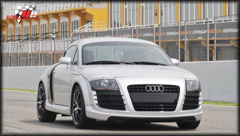 Body Kits and High Performance Styling Parts for Audi TT 8N Tuning