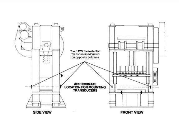 metal stamping diagram