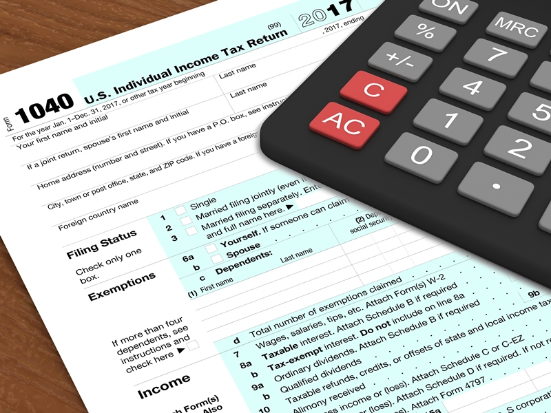 How 2018 tax law affects real estate owners - cash out refi calculator