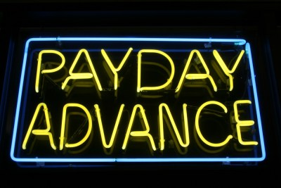 The Problem With Payday Loans