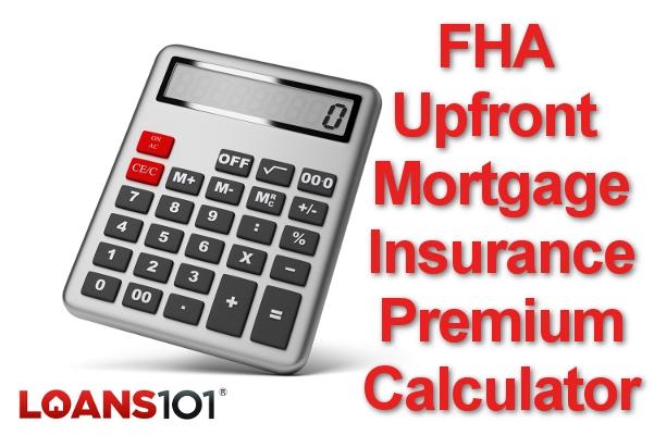 FHA Upfront MIP Calculator