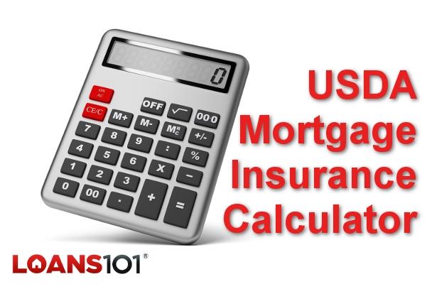 USDA Mortgage Insurance Calculator