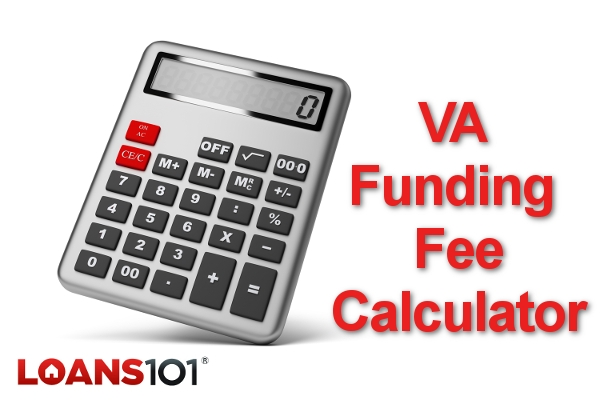 VA Funding Fee Calculator