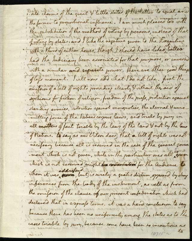 Establishing A Federal Republic - Thomas Jefferson Exhibitions