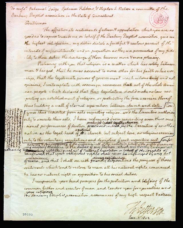 Religion and the Federal Government, Part 2 - Religion and the