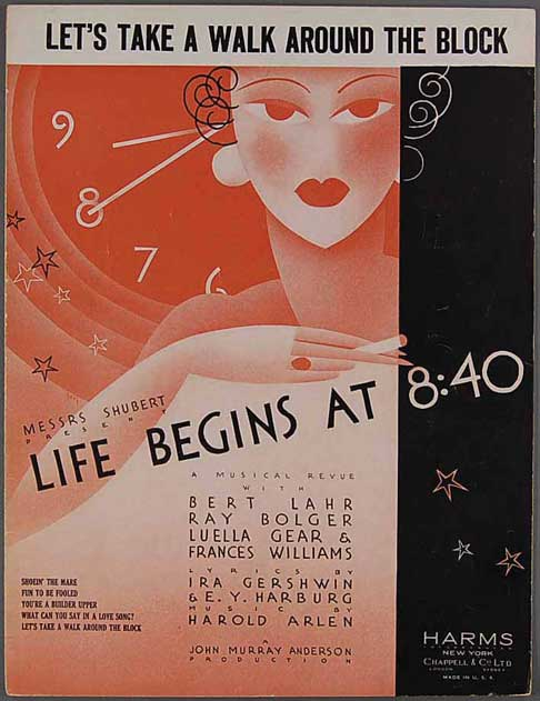 Life Begins at 840 (April 2010) - Library of Congress Information