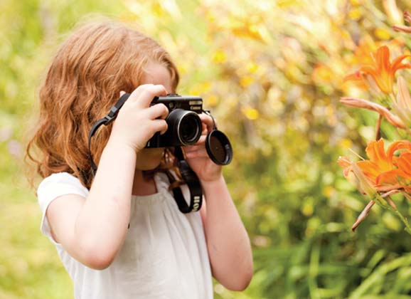 Nature Photography For Kids - Local Parent