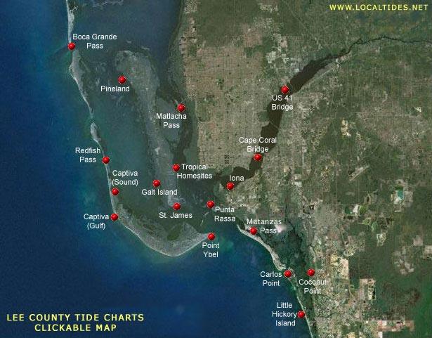 Southwest Florida Tides \u003e Local Tide Charts \u003e Tide Graphs \u003e Tables