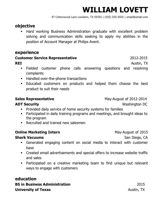 5 Free Resume Templates Last Resume Templates You\u0027ll Use