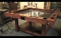 Fold Table 19 Tabletop Gaming Table Plan Double 7 Best ...