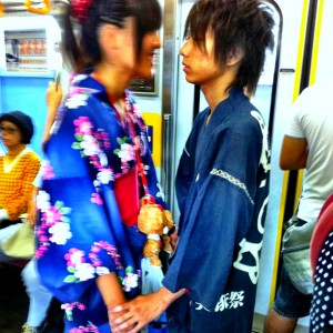 yukata couple A