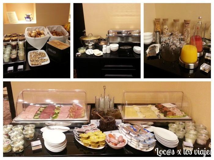desayuno hotel concorde