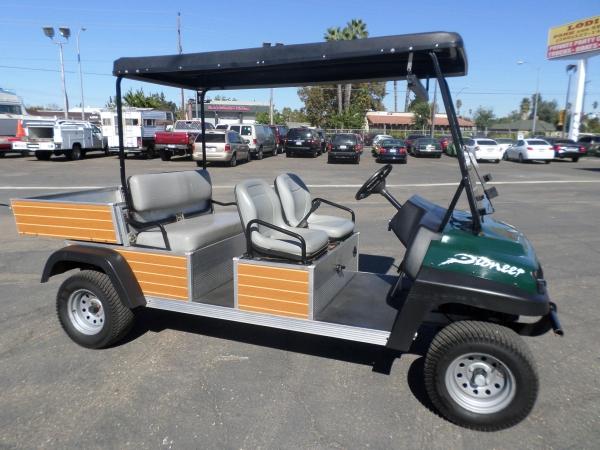 Car for sale 2007 Club Car Pioneer Gas Golf Cart in Lodi Stockton