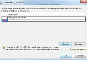 lista_sites_confiaveis_java