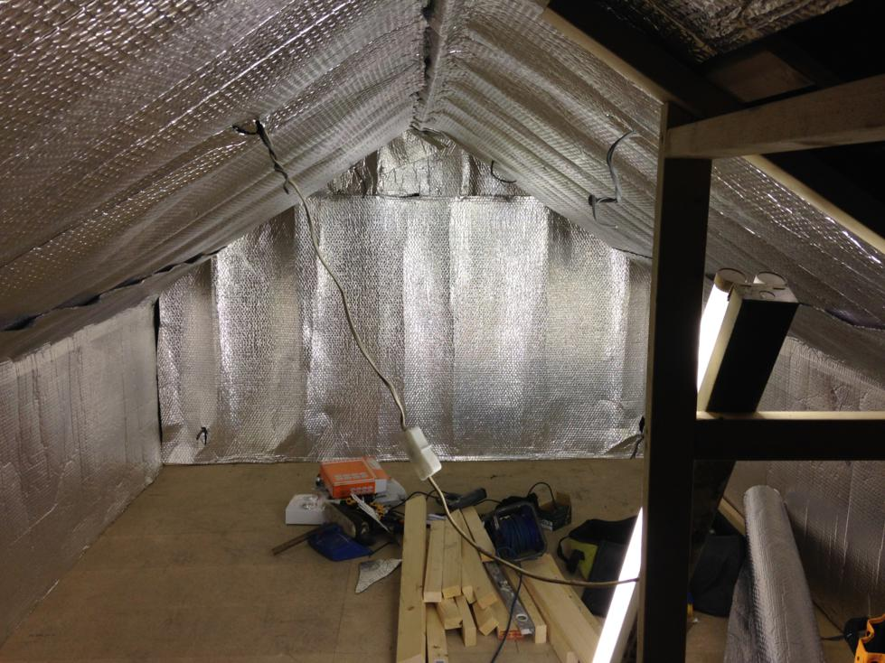 Liverpool Loft Boarding Loft Storage Solutions