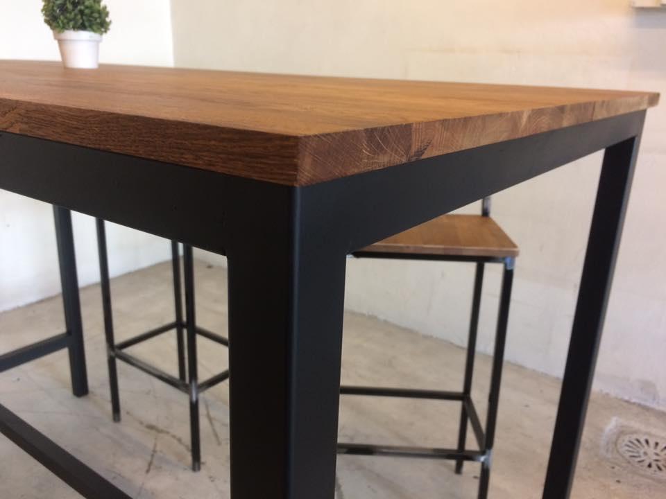 Table haute