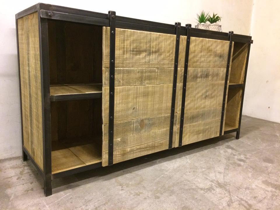 Buffet 3 tiroirs