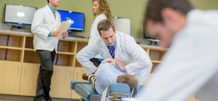 Doctor of Chiropractic Curriculum Logan University