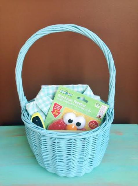 Easter basket ideas for baby logan can easter basket ideas negle Images
