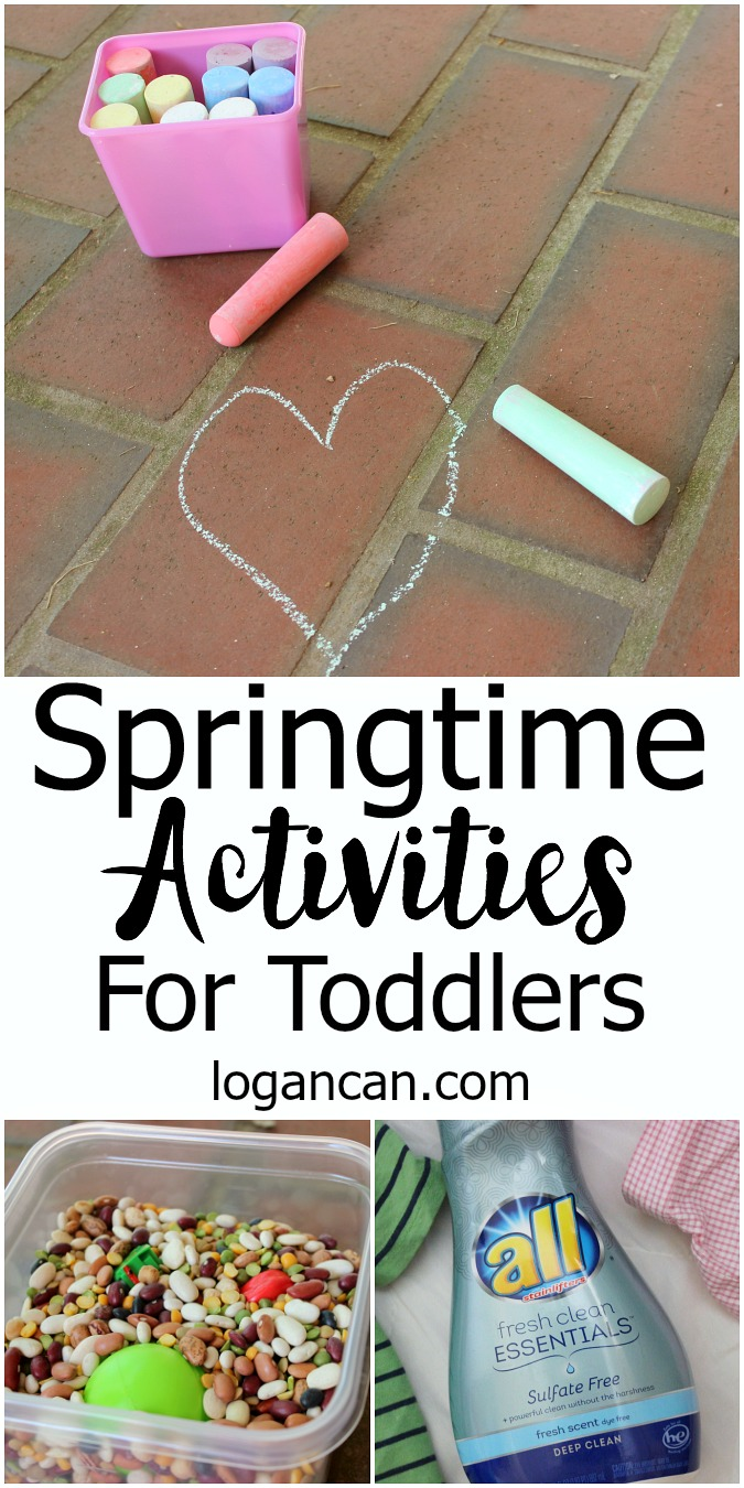 Springtime Activities for Toddlers