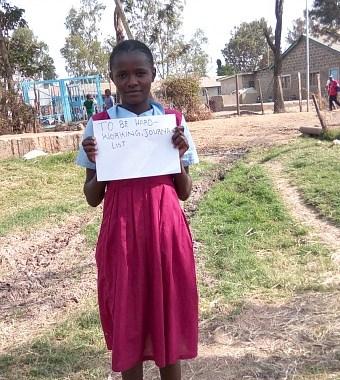 CARE for Girl's Education by Sending Hope