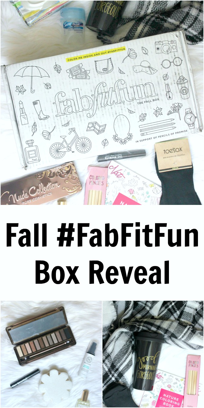 Fall FabFitFun Box Reveal
