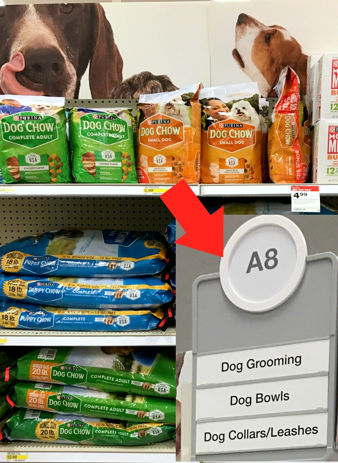 Target Purina Dry Dog Food In Store