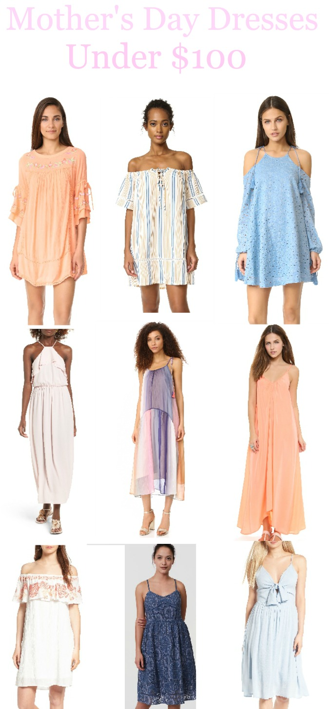 Mother's Day Dresses Under $100