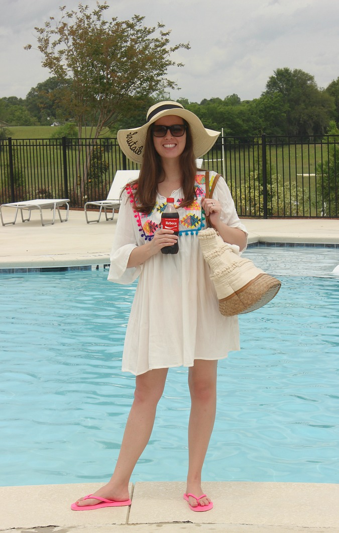 The Best Things to Keep in Your Pool Bag with Ice Cold Coca-Cola