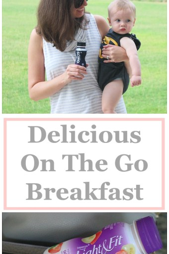 Delicious On the Go Breakfast for Mom