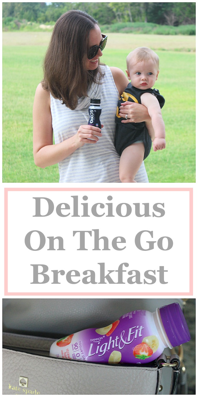 Delicious on the go Breakfast for Moms